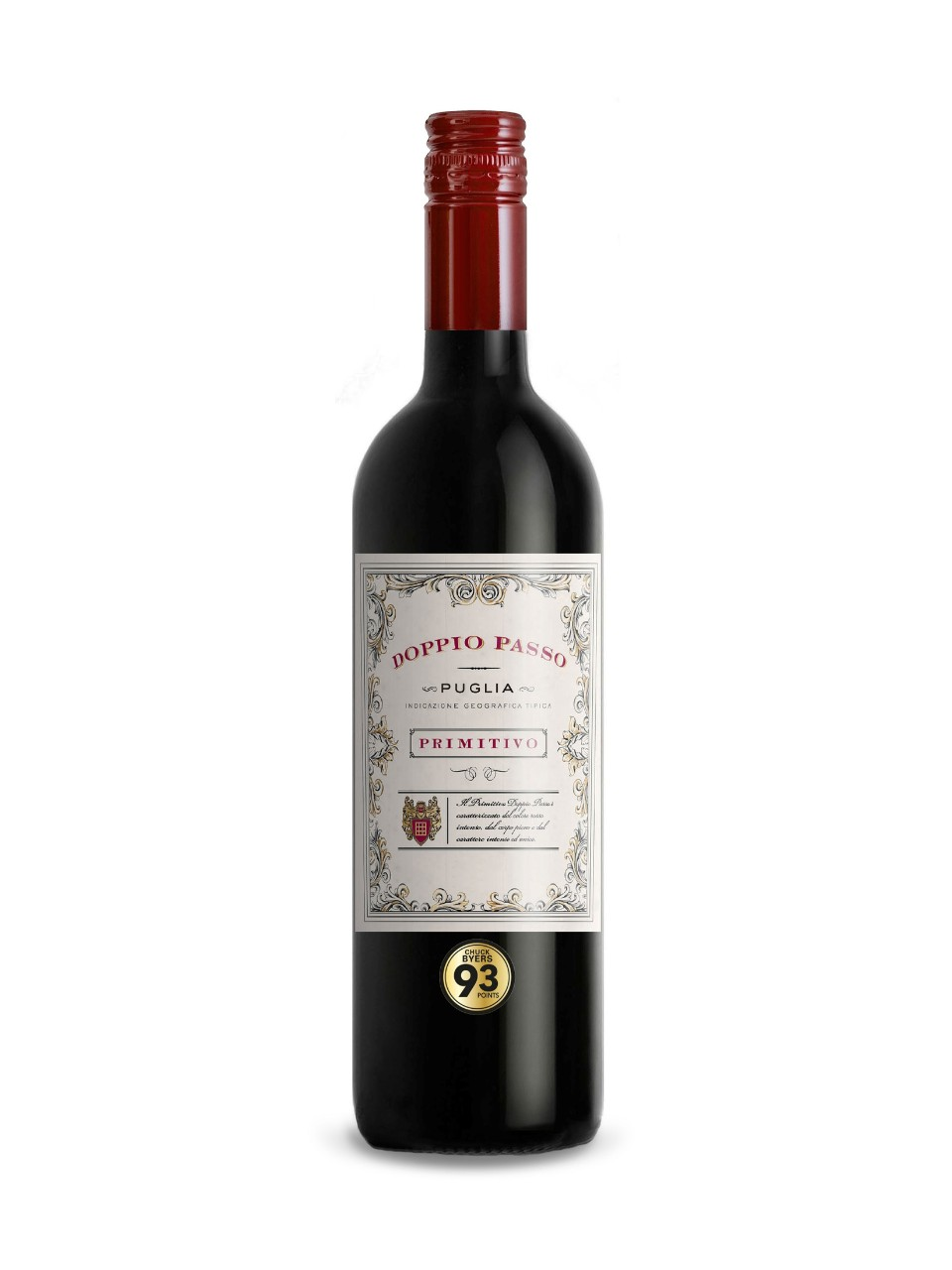 Image for Doppio Passo Botter Primitivo Salento IGT from LCBO