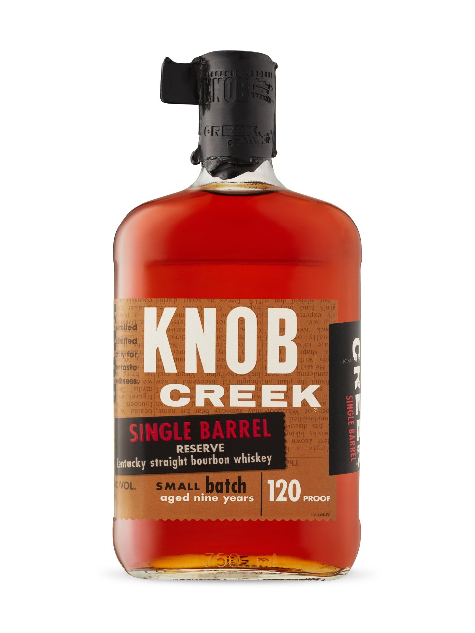 Whisky Knob Creek Single Barrel