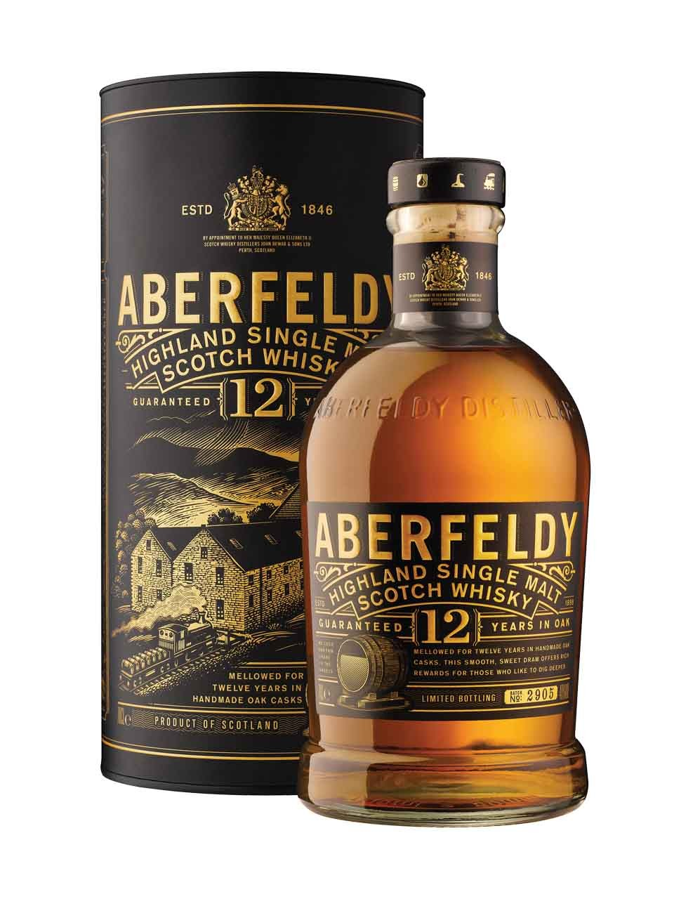 Aberfeldy 12 Year Old from LCBO