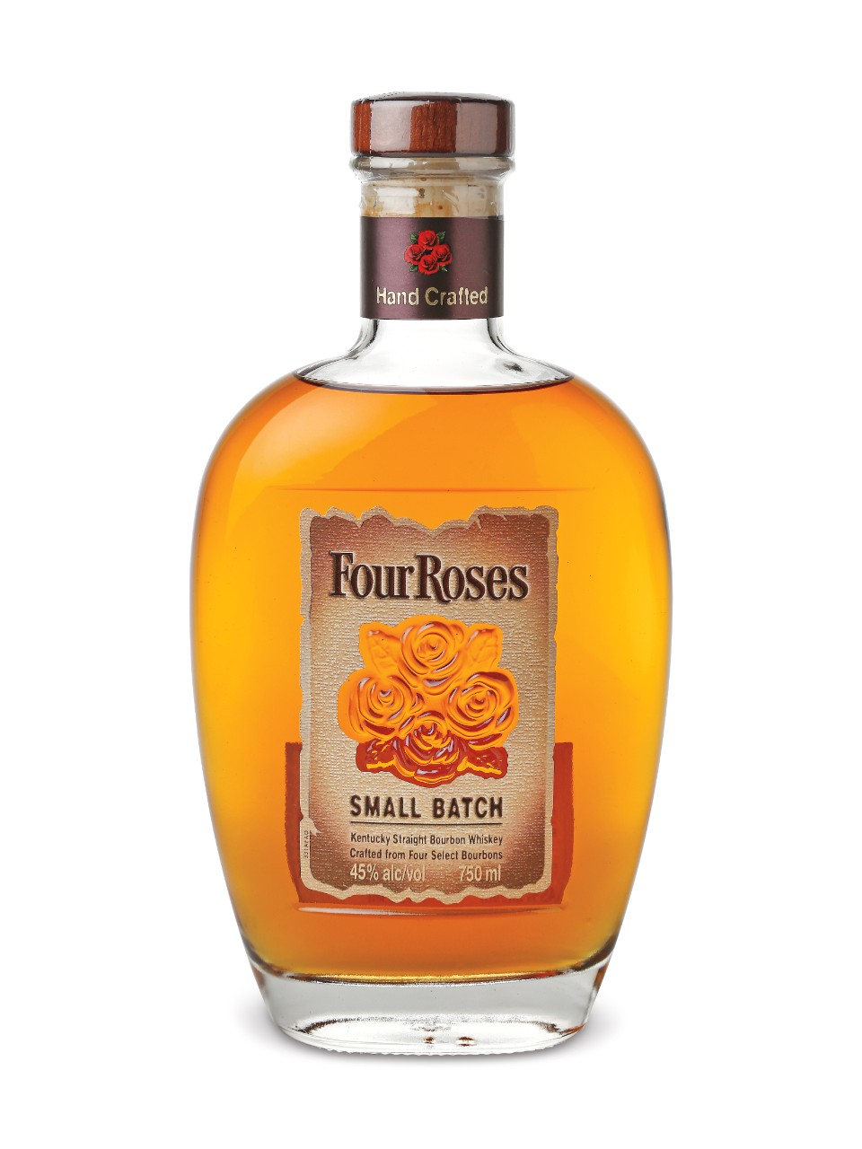 Image for Four Roses Small Batch Bourbon from LCBO