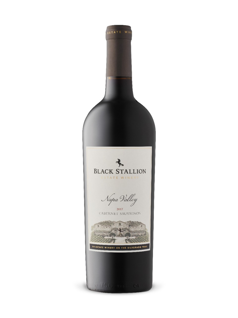 Image for Black Stallion Cabernet Sauvignon 2016 from LCBO