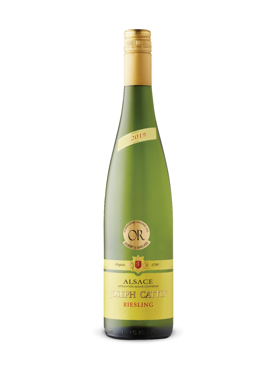 Image for Joseph Cattin Riesling 2016 from LCBO