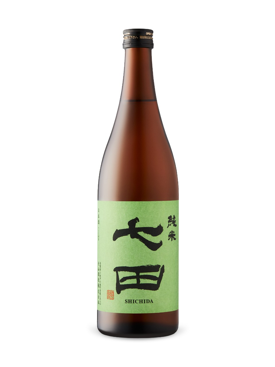 Image for Shichida Junmai Premium Sake from LCBO