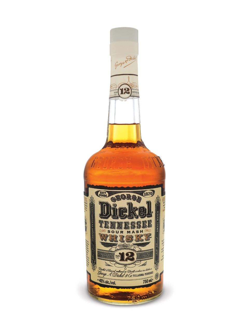 George Dickel Tennessee Whisky No. 12 from LCBO