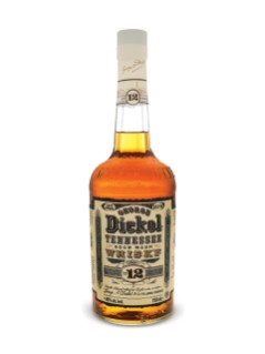 Whisky du Tennessee George Dickel No. 12