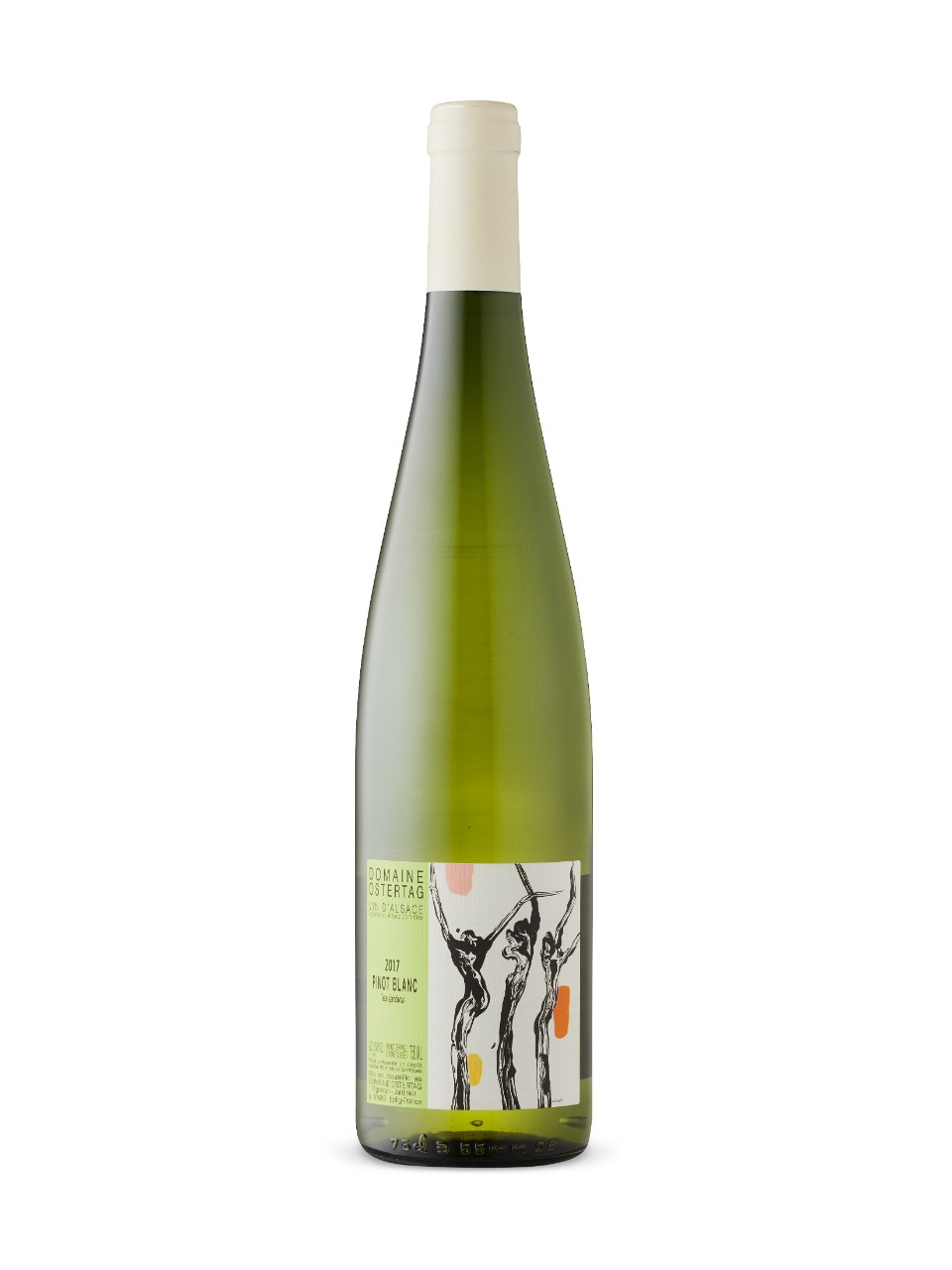 Image for Ostertag Pinot Blanc 2017 from LCBO