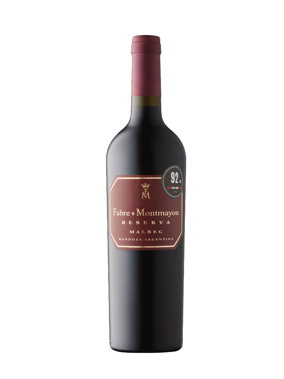 Image for Fabre Montmayou Reserva Malbec 2016 from LCBO
