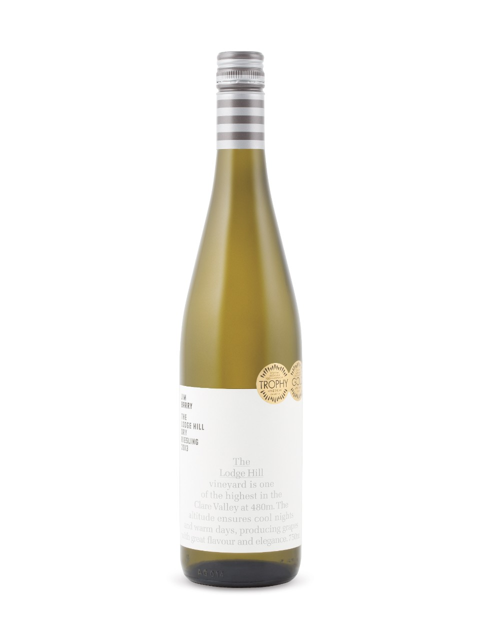 Riesling sec The Lodge Hill Jim Barry 2012