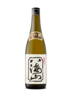 "Hakkaisan ""Eight Mountain Peaks"" Dai Ginjo Super Premium Sake"