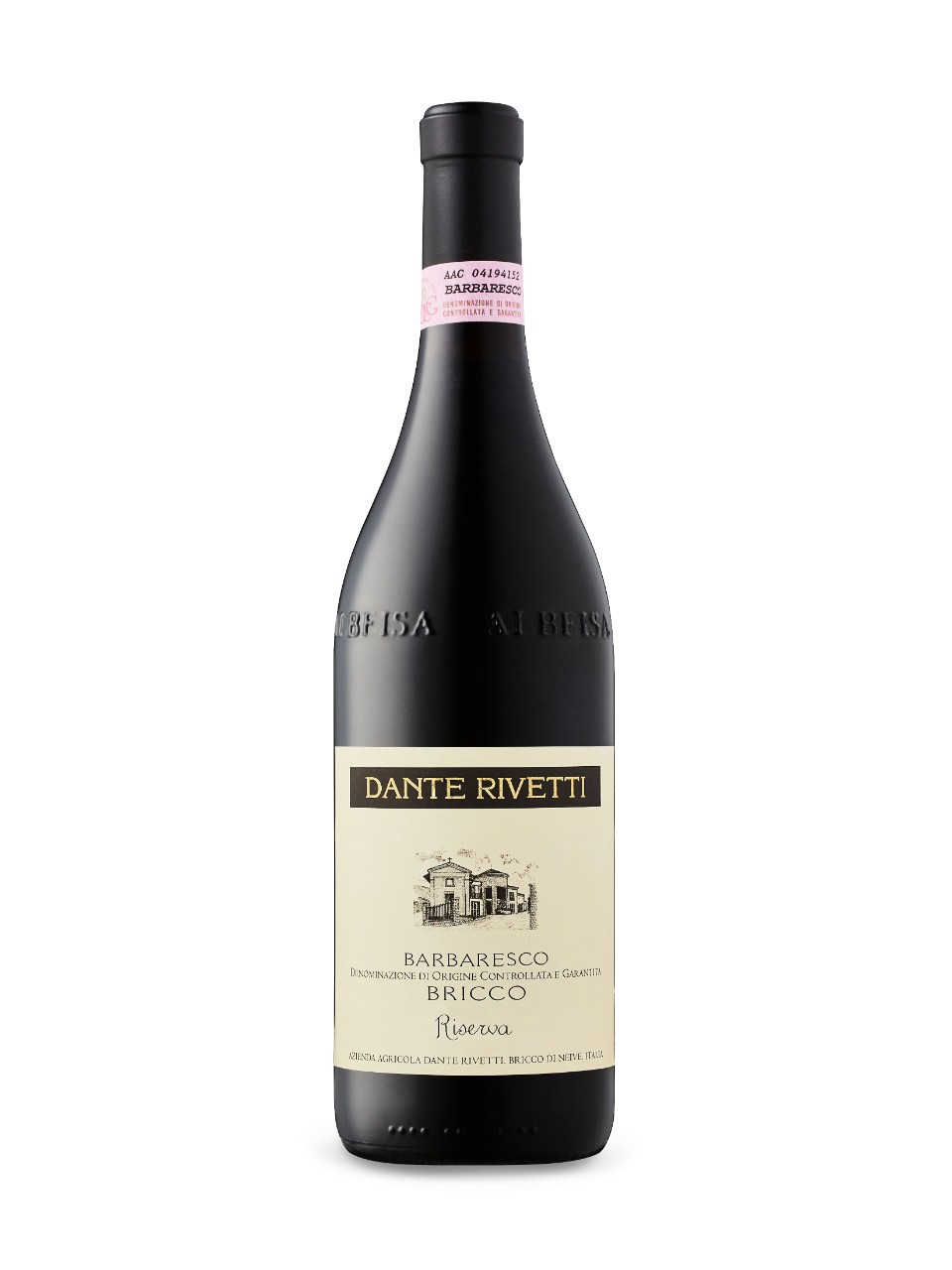 Image for Dante Rivetti Barbaresco Bricco De Riserva 1999 from LCBO