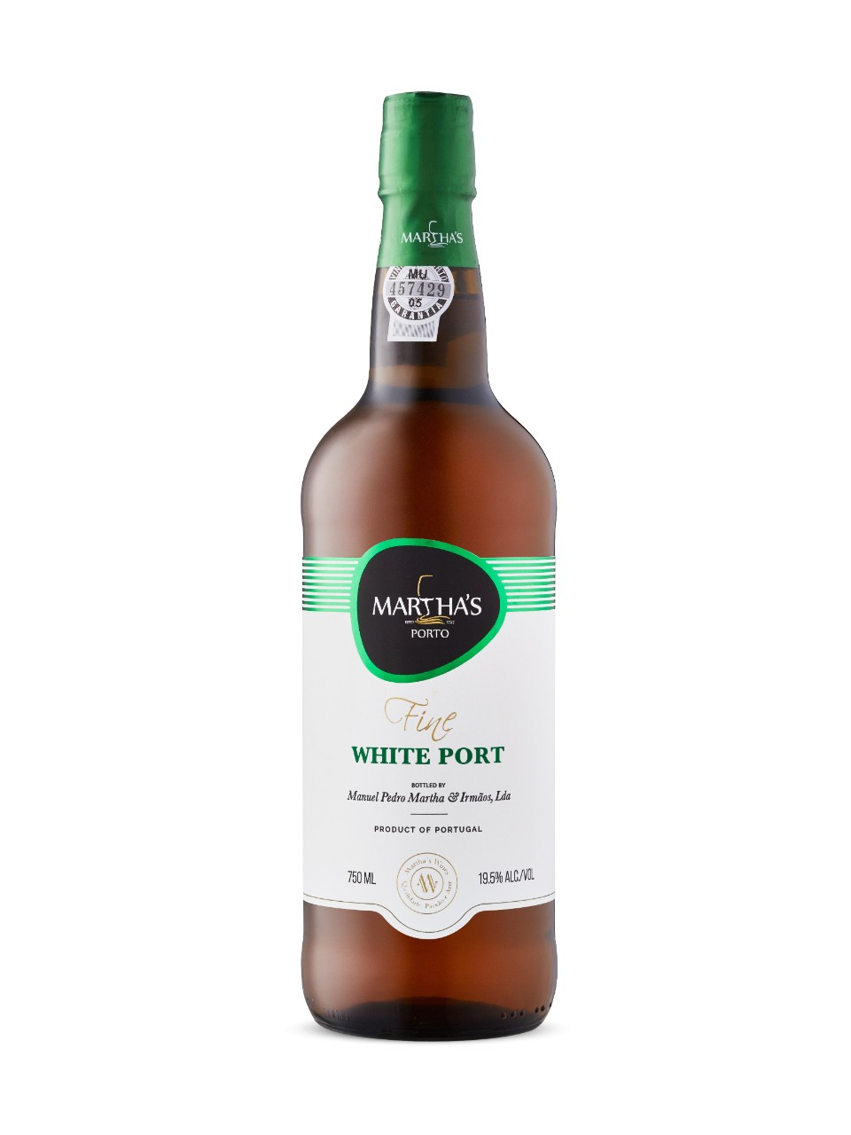 Image for Martha's Fine White Port from LCBO