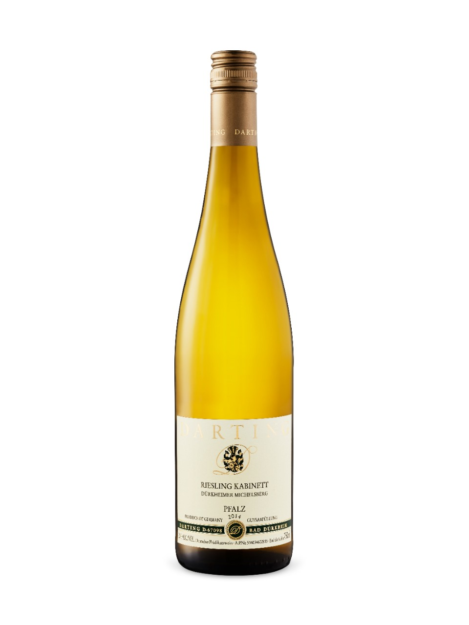 Image for Darting Riesling Kabinett 2014 from LCBO