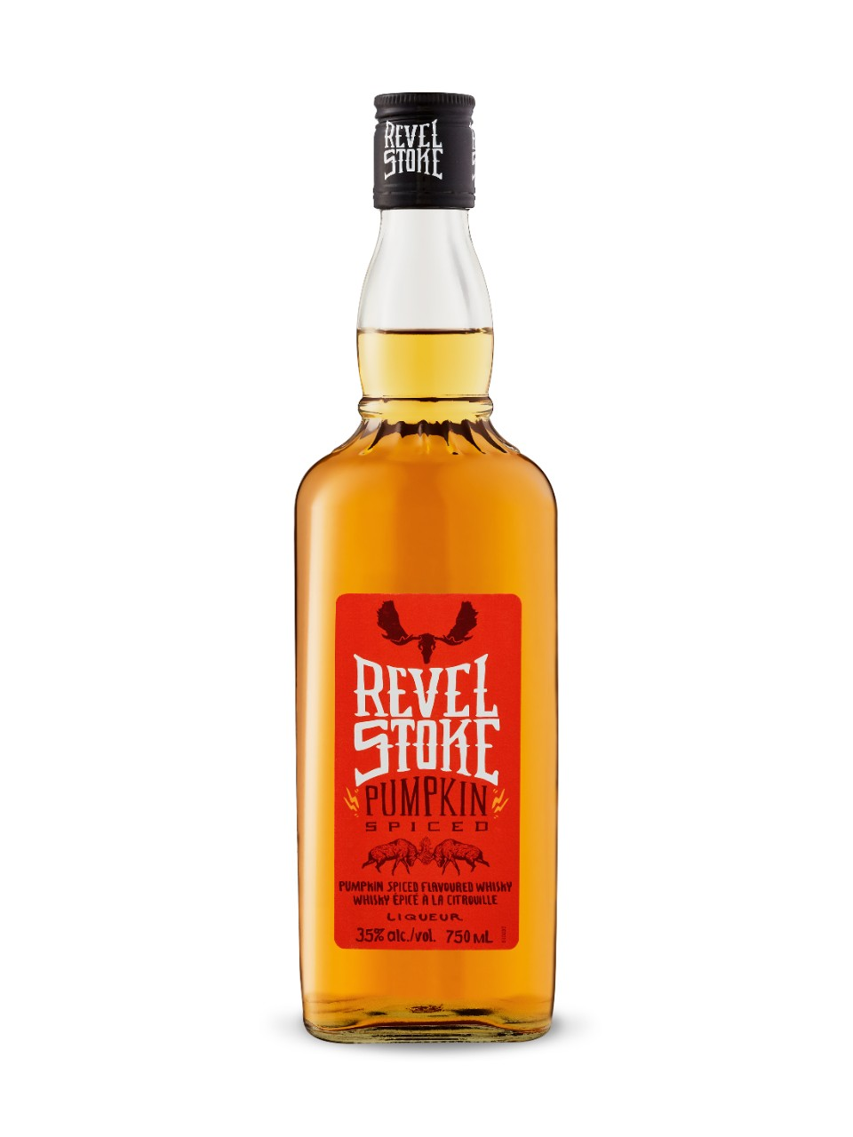 Image for Revelstoke Pumpkin Spiced Whisky from LCBO