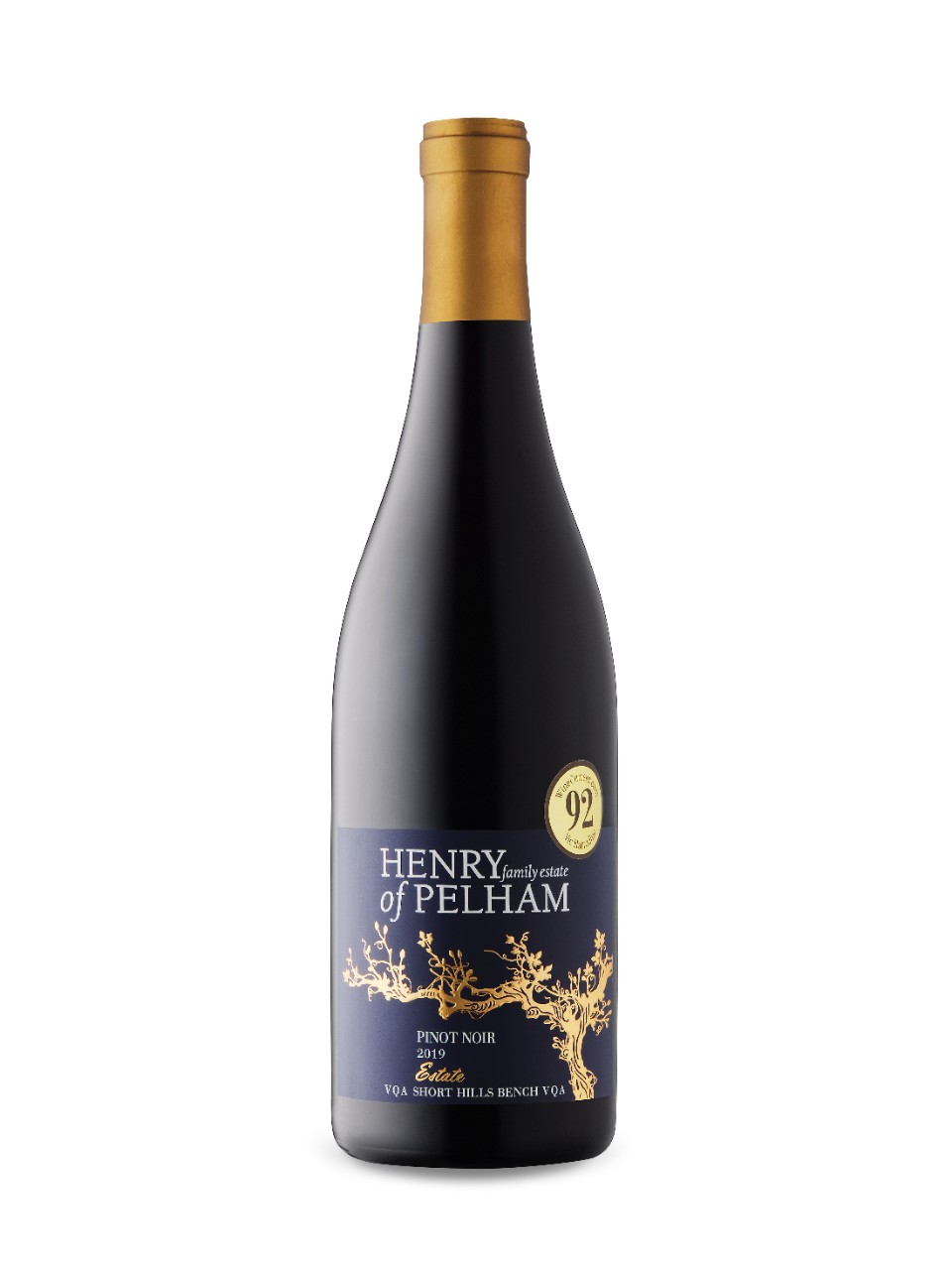 Henry of Pelham Estate Pinot Noir 2016