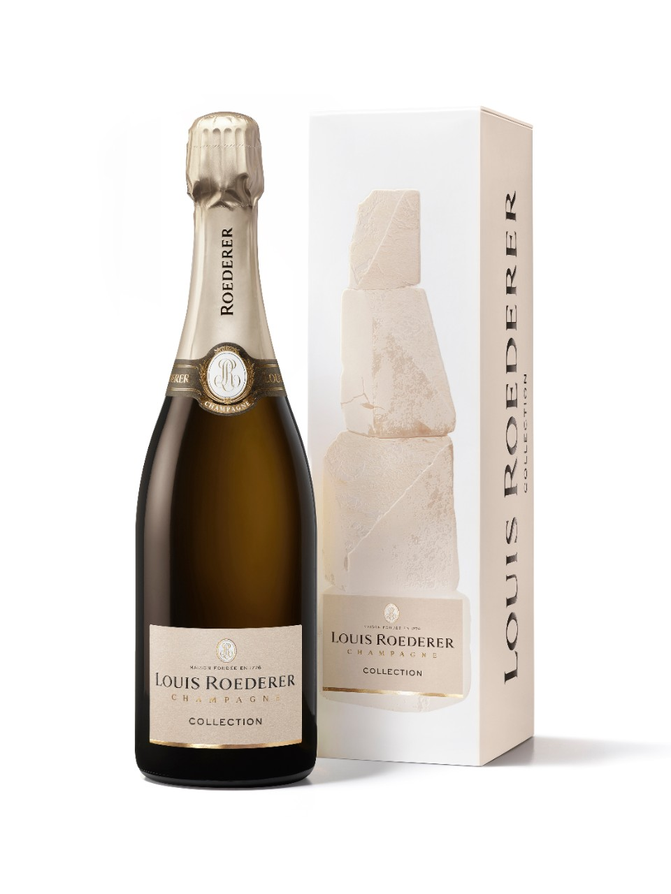 Image for Louis Roederer Brut Premier Champagne from LCBO