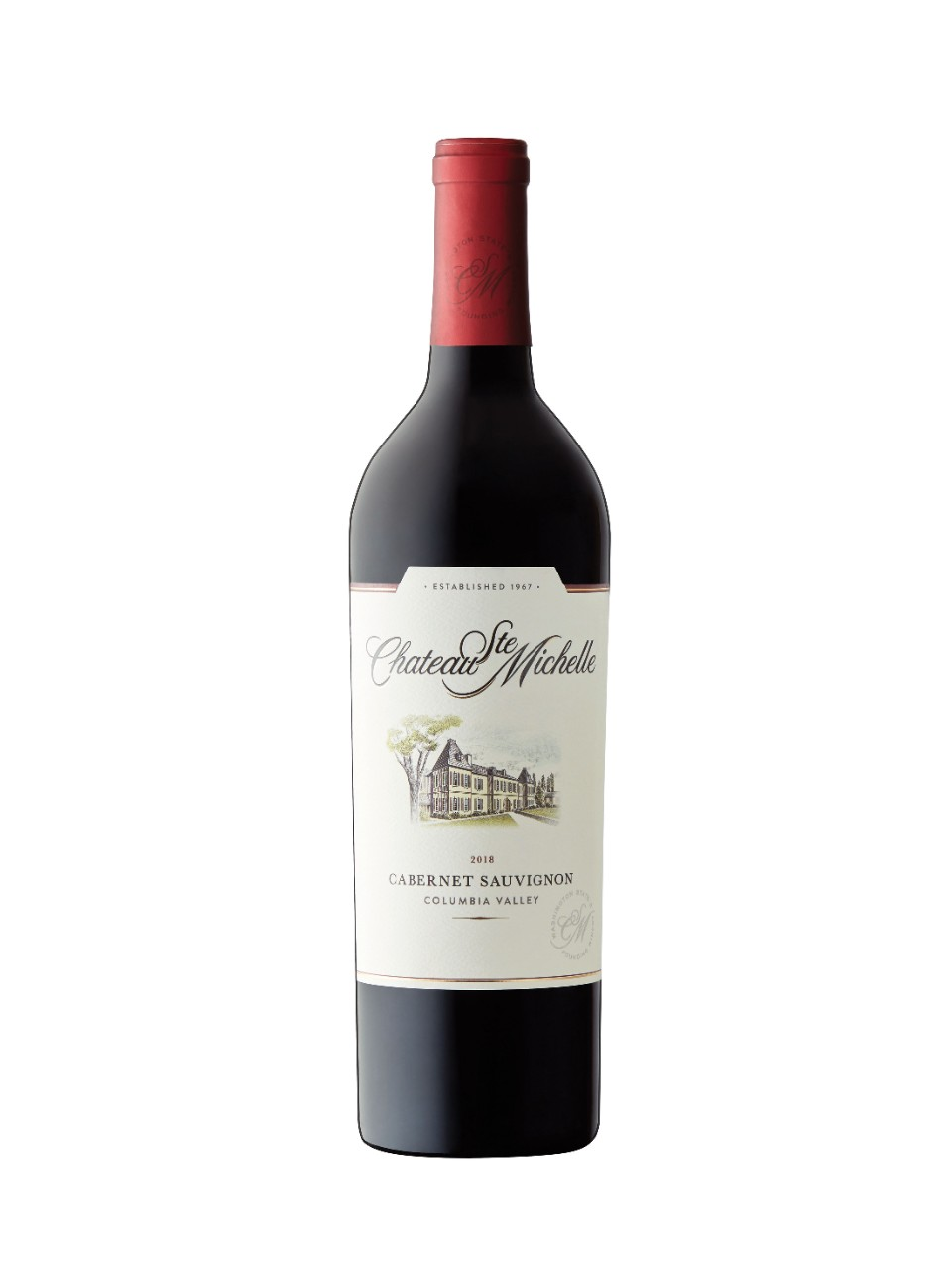 Image for Chateau Ste. Michelle Cabernet Sauvignon 2017 from LCBO