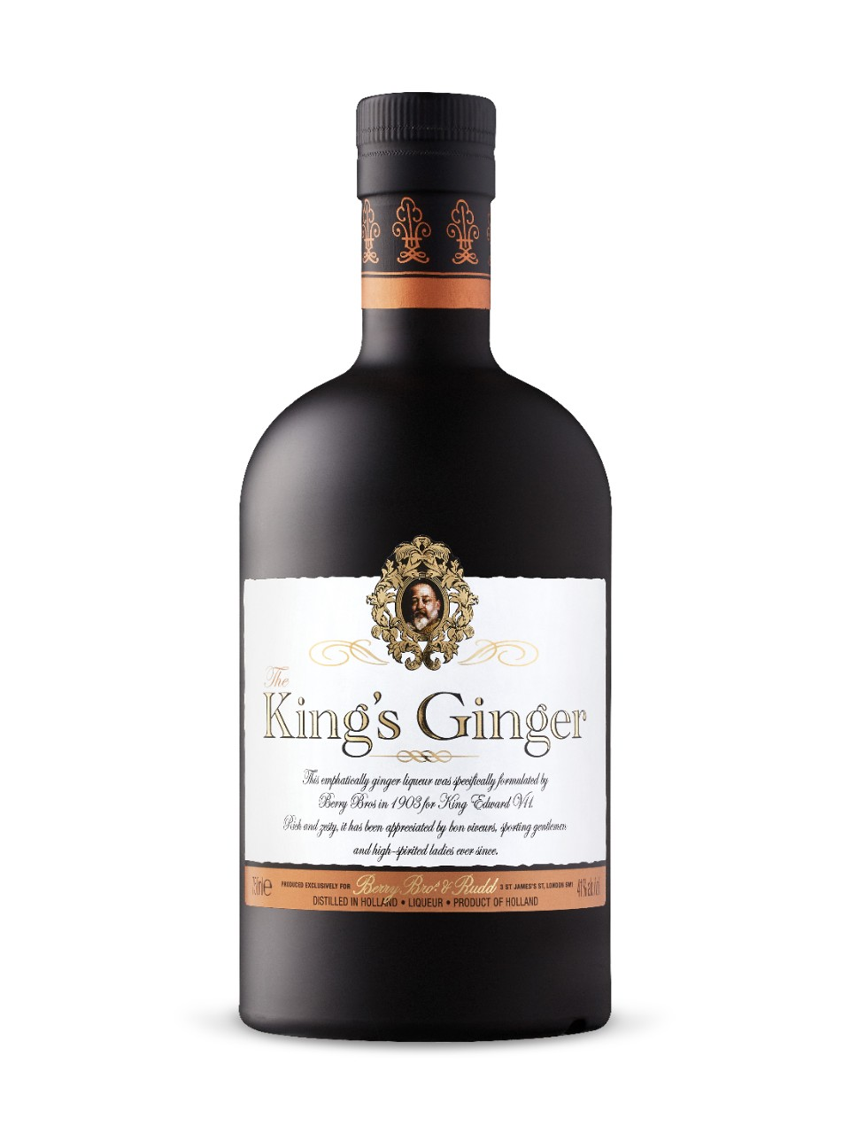 what is ginger brandy