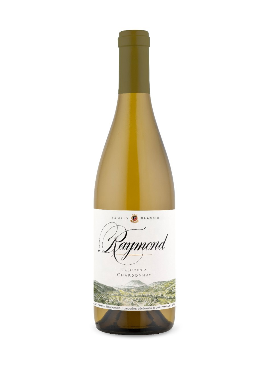 Image for Raymond Family Classic Chardonnay from LCBO