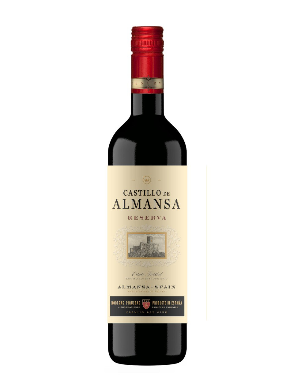 Image for Castillo De Almansa Reserva, Almansa DO from LCBO