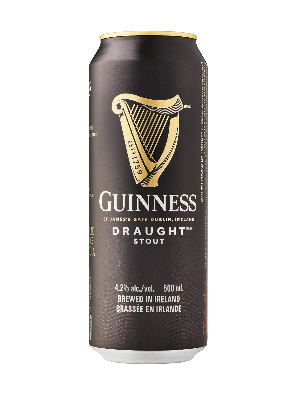 Image for Guinness Draught from LCBO
