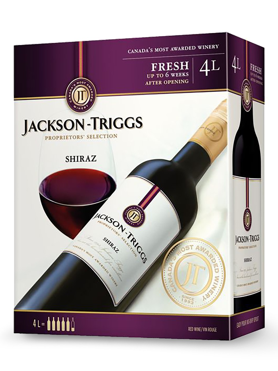 Image for Jackson-Triggs Shiraz from LCBO