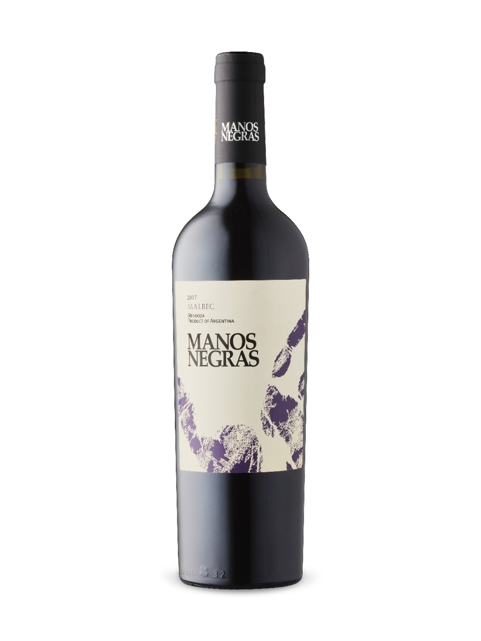 Image for Manos Negras Malbec 2017 from LCBO