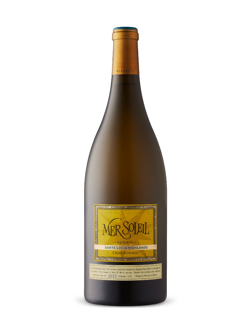 Image for Mer Soleil Reserve Chardonnay 2016 from LCBO