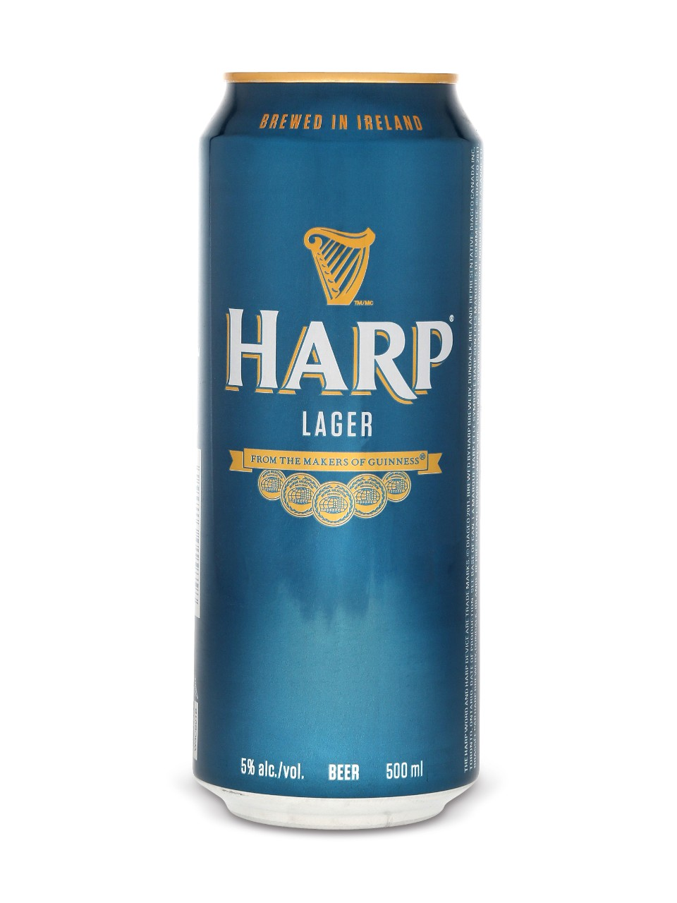 Image for Harp Lager from LCBO