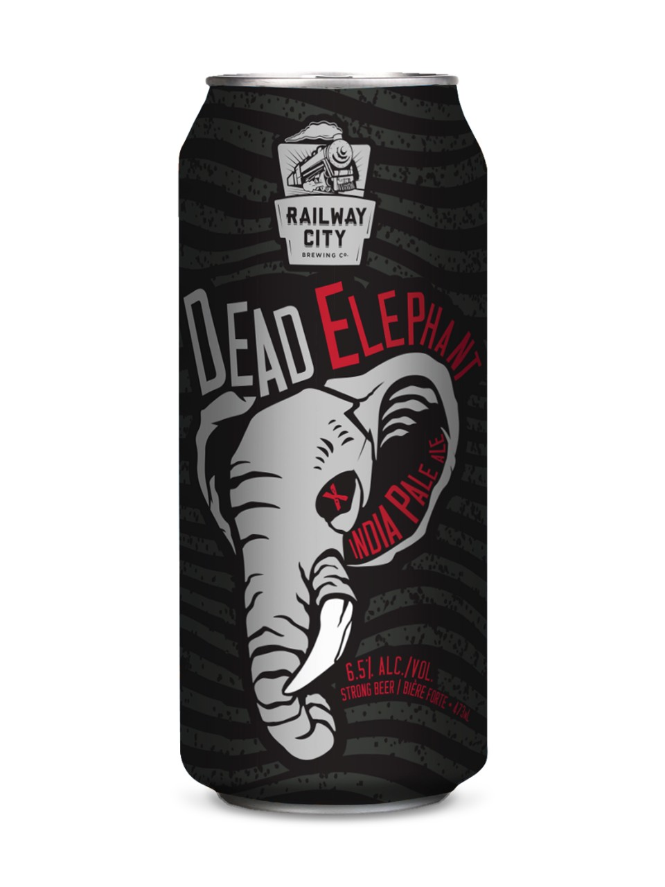Railway City Brewing Dead Elephant Ale from LCBO
