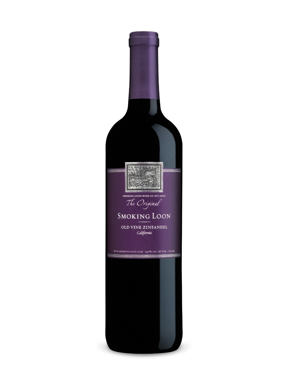 Image for Smoking Loon Old Vine Zinfandel from LCBO