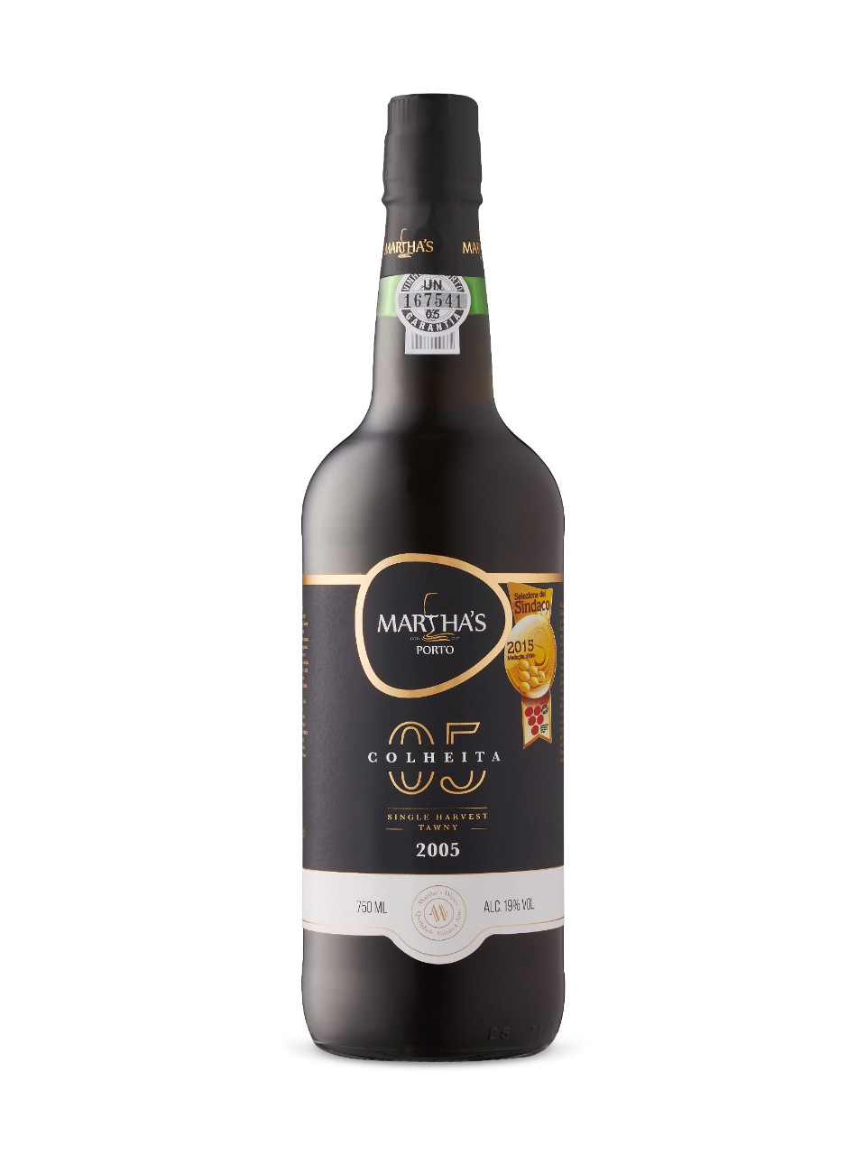 Image for Martha's Single Harvest Colheita 2005 from LCBO