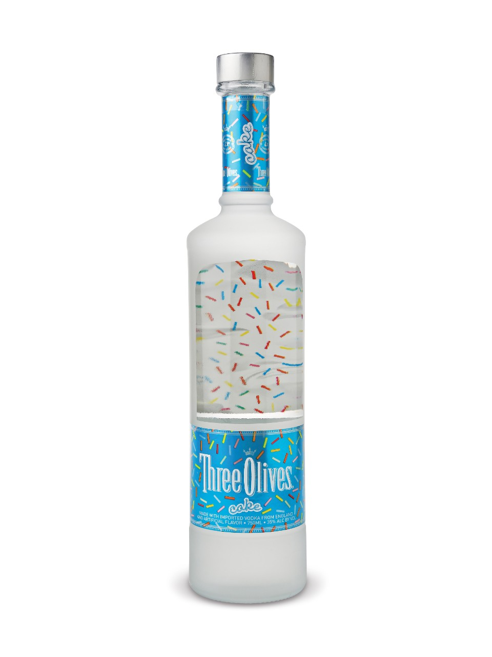 Drink With Birthday Cake Vodka