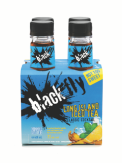 Black Fly Long Island Iced Tea
