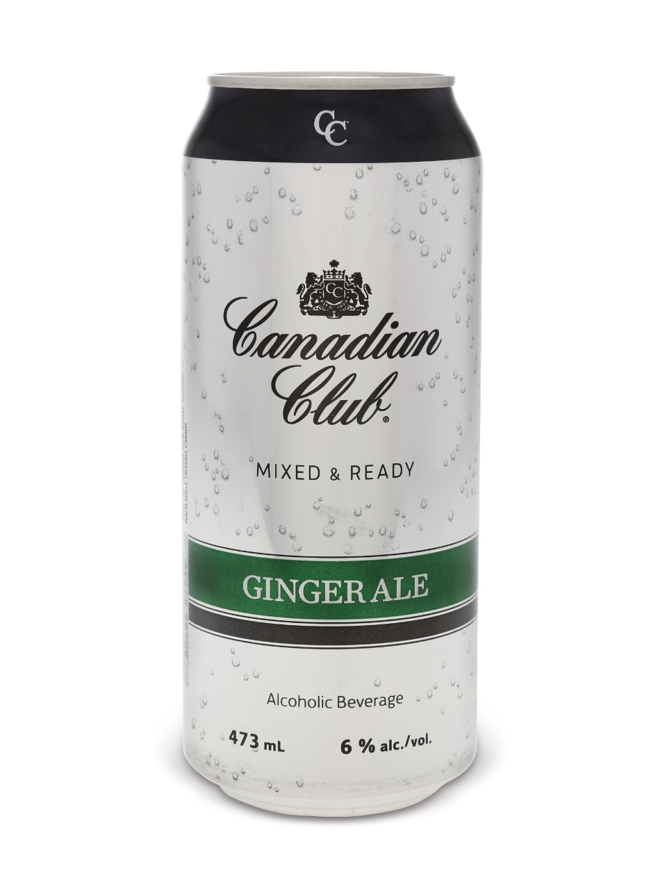 Cooler Canadian Club et Soda gingembre