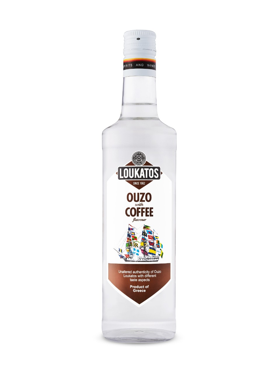 Loukatos Ouzo Coffee