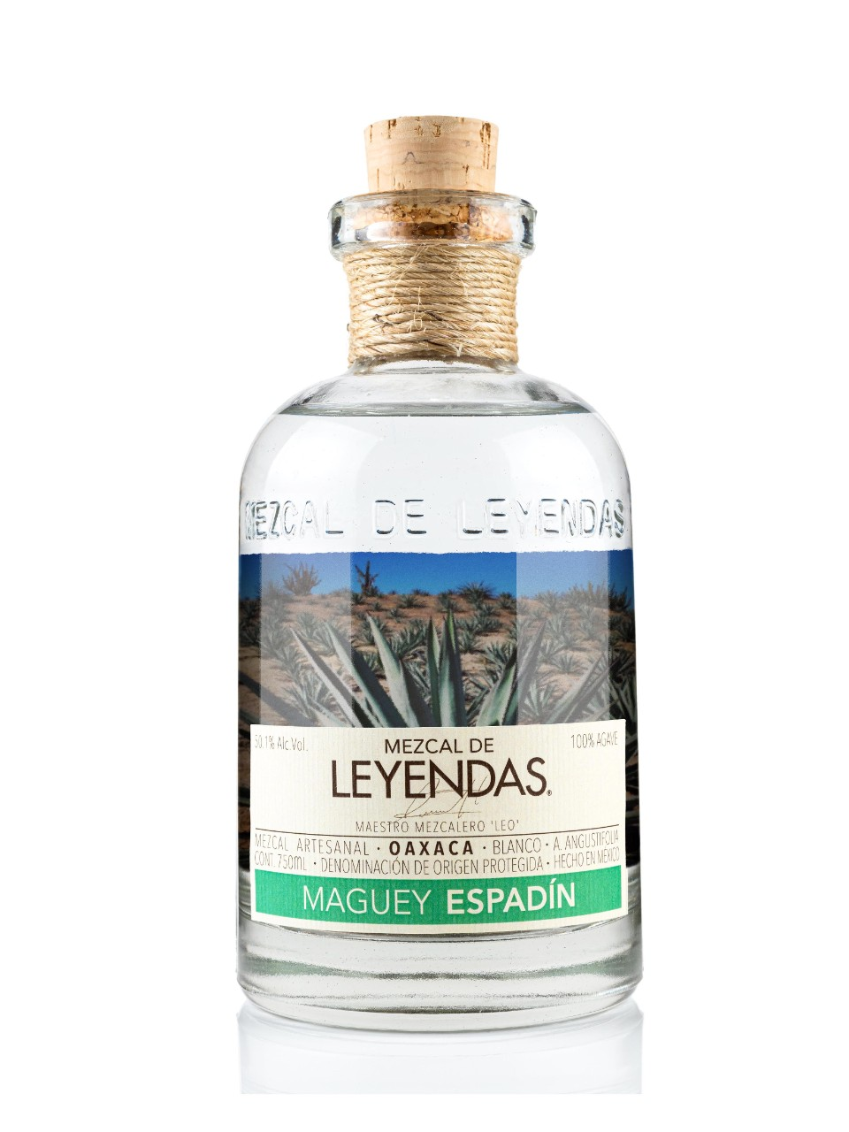 Image for Leyenda Tlacuache Organic Mezcal from LCBO