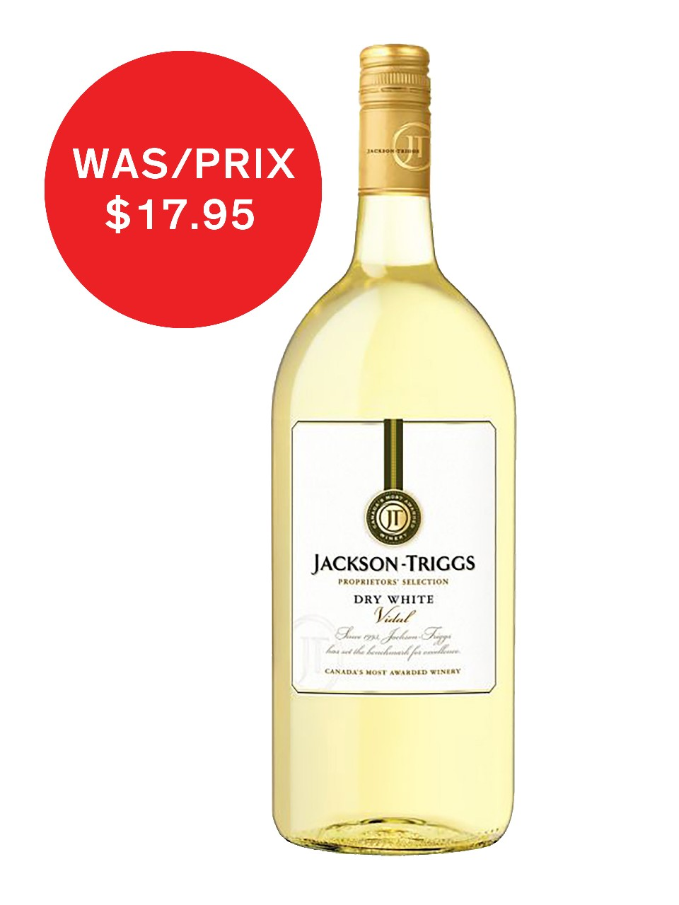 Image for Jackson-Triggs Vidal from LCBO