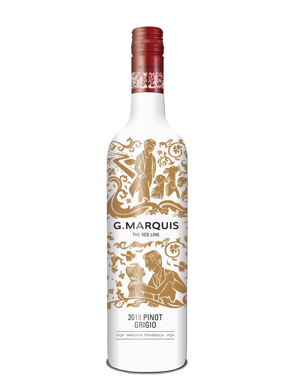 G. Marquis The Red Line Pinot Grigio VQA from LCBO