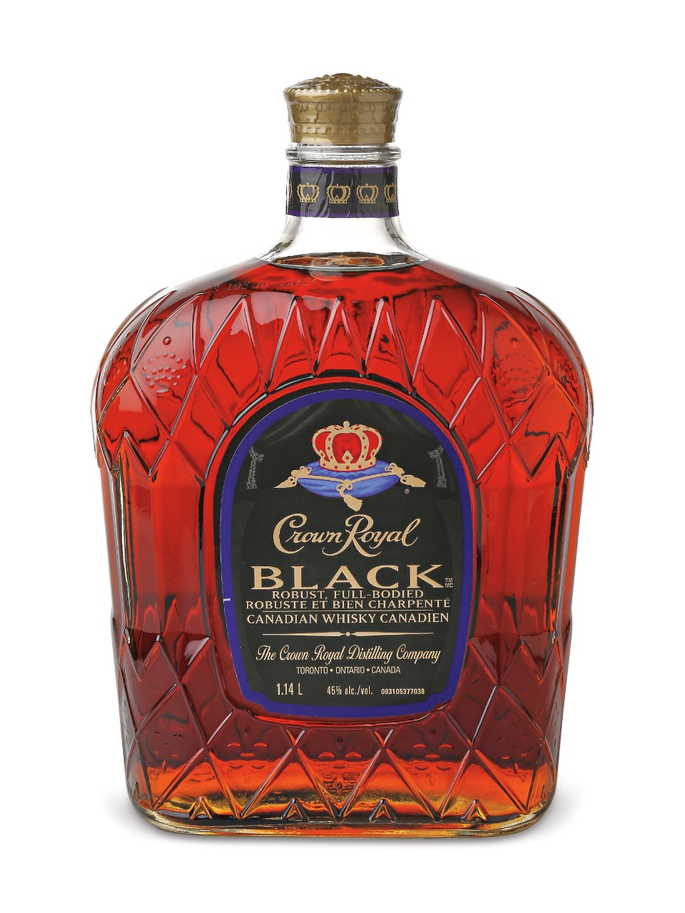 Crown Royal Black Whisky from LCBO