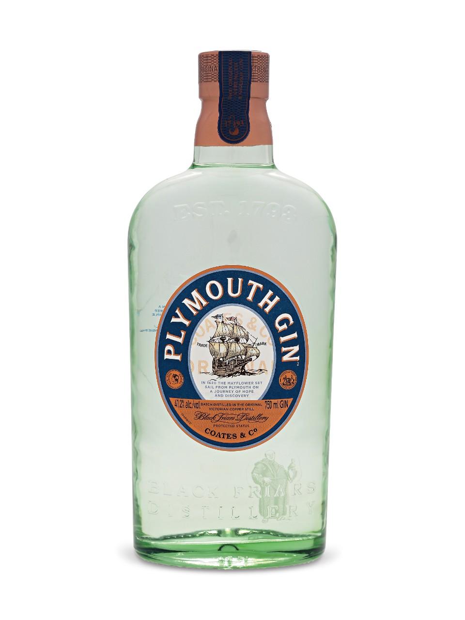 Plymouth English Gin 750mL
