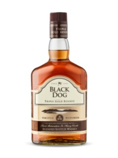 Black Dog Triple Gold Reserve