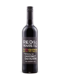 Red House Wine Co. Baco Cabernet Sauvignon VQA