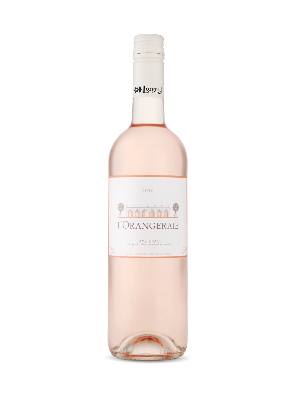 L'Orangeraie Rose Pays D'OC from LCBO