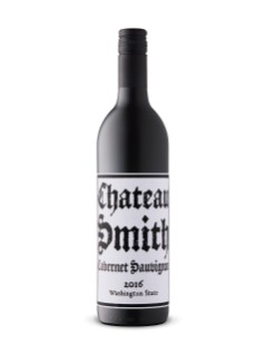Cabernet Sauvignon Chateau Smith 2016