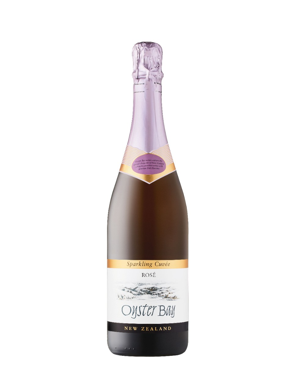 Image for Oyster Bay Sparkling Cuvée Rosé from LCBO