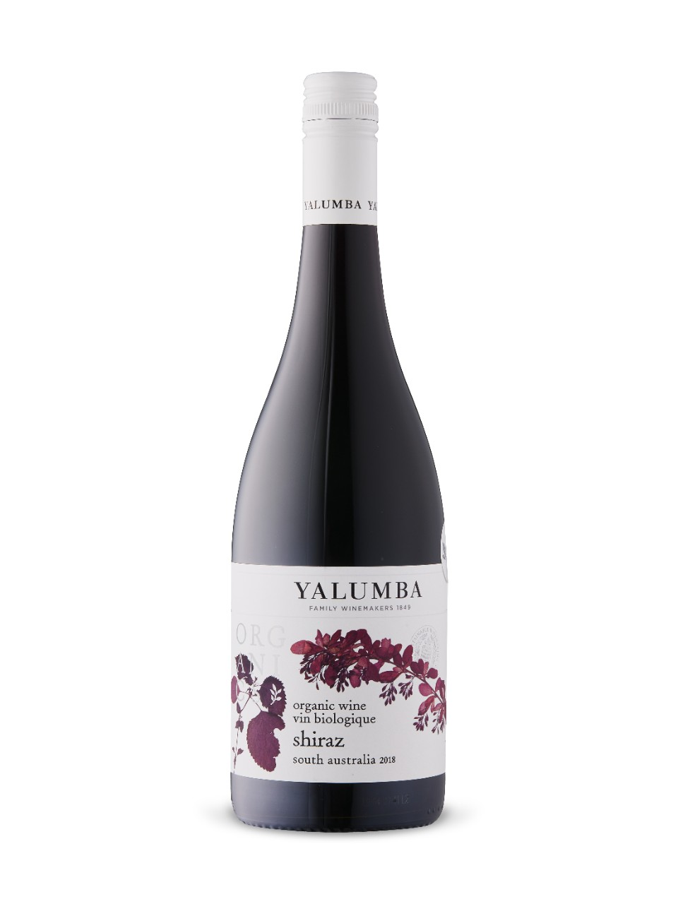 Yalumba Organic Shiraz 2018 from LCBO