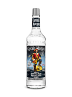 Rhum épicé Captain Morgan Blanc