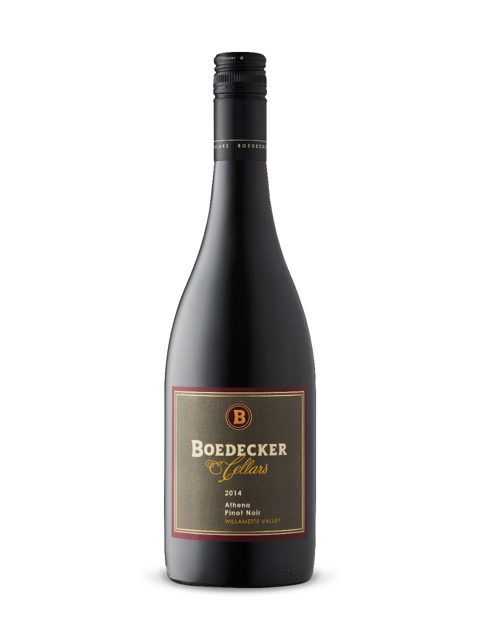 Image for Boedecker Cellars Athena Pinot Noir 2014 from LCBO