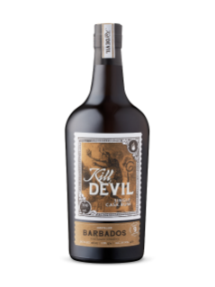 Kill Devil Barbados Foursquare Distillery 9 YO Rum