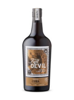 Kill Devil Cuba Sancti Spiritus Distillery 17 YO Single Cask Rum